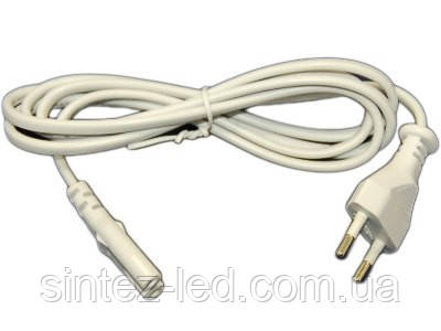 Сетевой шнур Lm 943 1м 6А 220V разъем Т5 Код.58116
