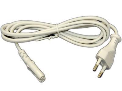 Сетевой шнур Lm 943 1м 6А 220V разъем Т5 Код.58116, фото 2