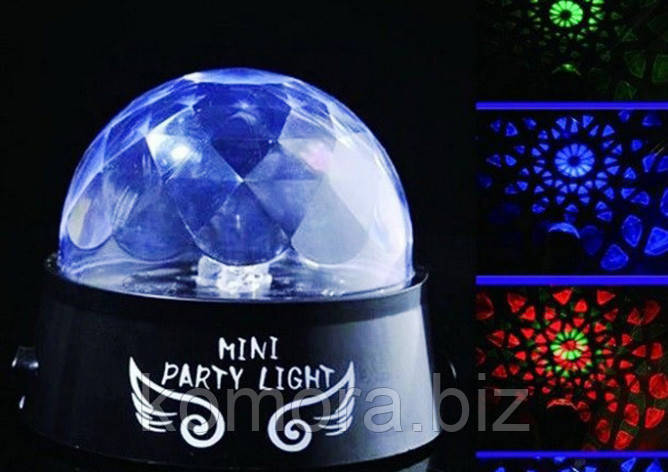 Диско Шар Mini Party Light am
