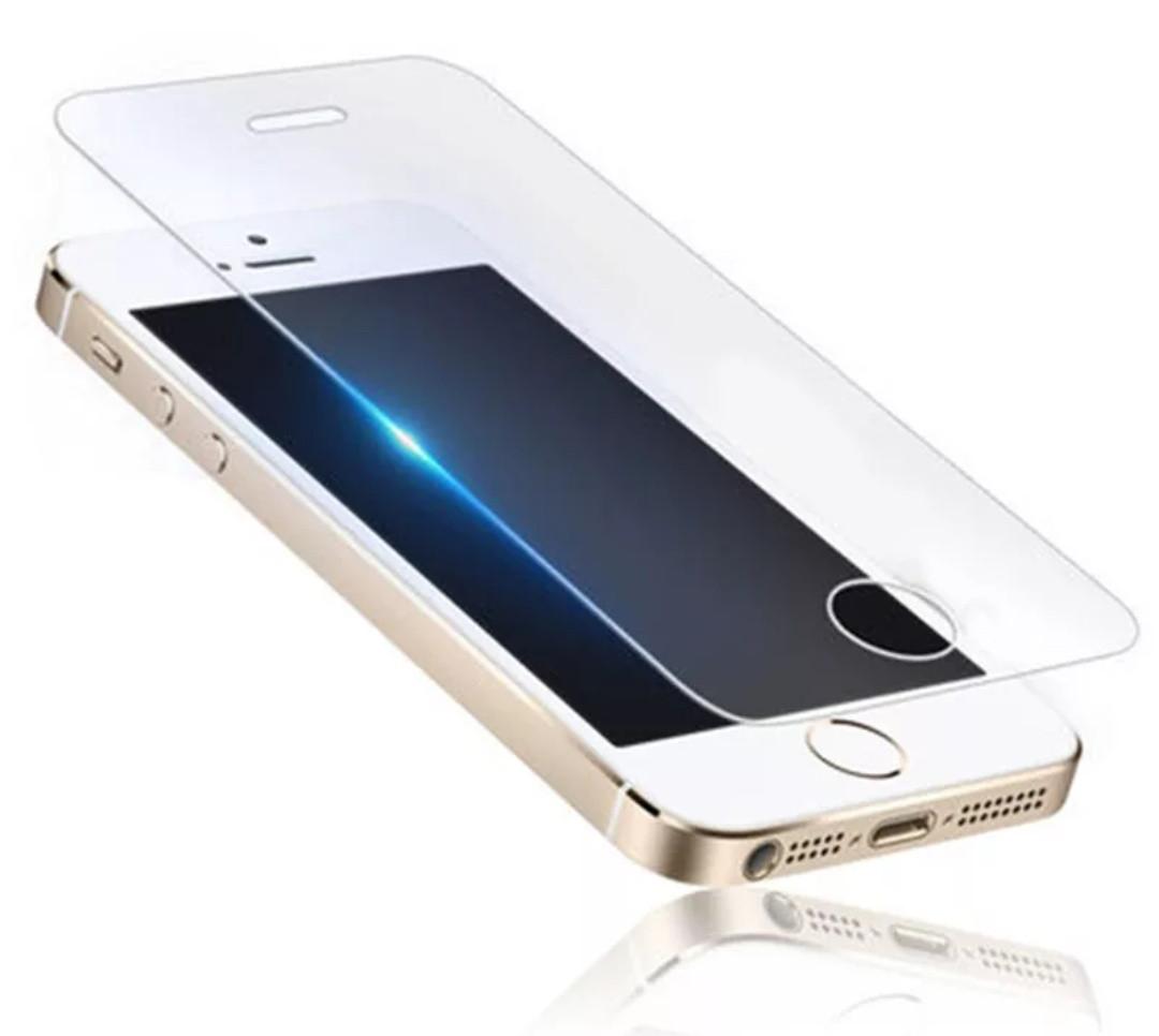 Захисне скло на iPhone 5 / 5s / se