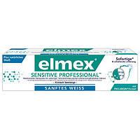 Elmex Zahnpasta Sensitive Professional sanftes Weiß - Отбеливающая зубная паста для чувствительных зубов,75 мл