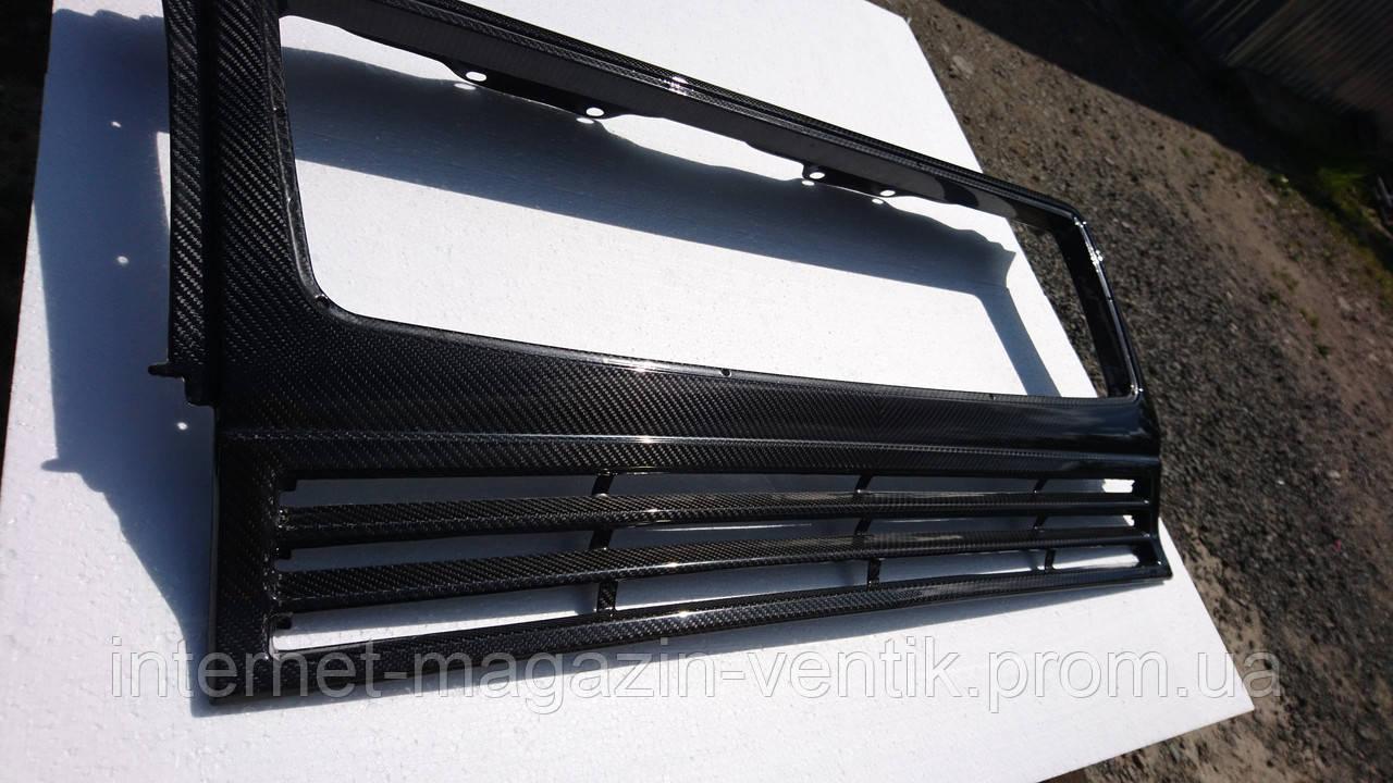 Карбоновая внешняя часть решетки Mercedes G-class W463