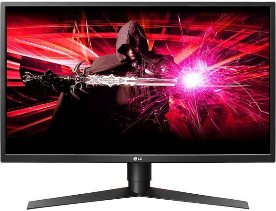 "Монітор LG 27"" 27GK750F-B / Full HD (1920 x 1080) / 240Hz Refresh Rate / AMD FreeSync Technology, фото 2"
