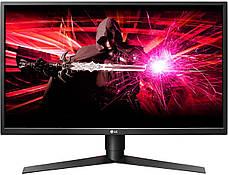 "Монітор LG 27"" 27GK750F-B / Full HD (1920 x 1080) / 240Hz Refresh Rate / AMD FreeSync Technology"