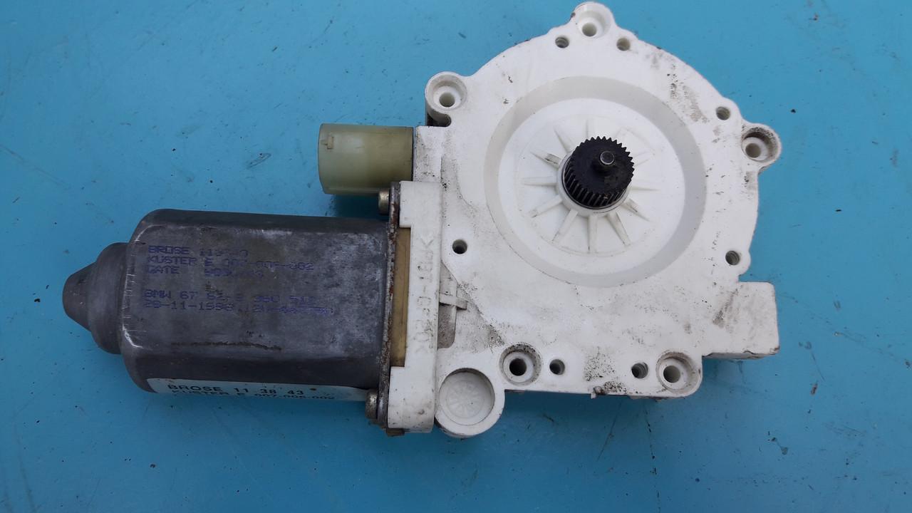 Электродвигатель моторчик стеклоподъемника стеклоподьемника задний передний правый бмв е39 bmw e39 67628360512