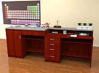 Демонстрационный стол для кабинета химии