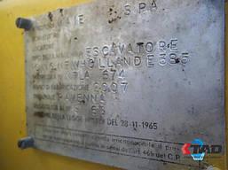 Гусеничный экскаватор NEW HOLLAND E385 (2007 г), фото 2