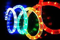 Дюралайт 18 LED на Метр 100 м 3-х Жильный RGB Мульти, фото 1