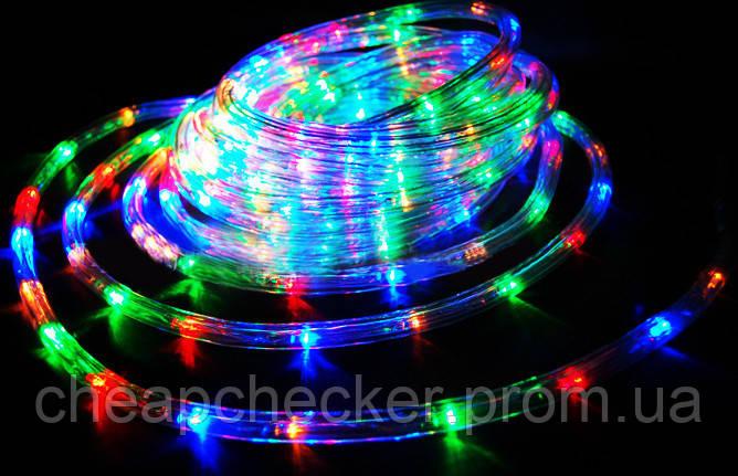 Дюралайт Круглый LED 20 м в Ассортименте