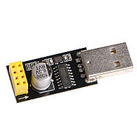 USB - UART TTL CH340G адаптер конвертер для ESP8266 ESP-01 2000-00694