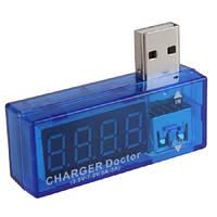 USB тестер тока и напряжения, вольтметр, амперметр 2000-02739