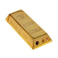 Зажигалка Слиток Золота, фото 1