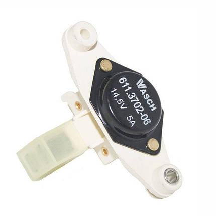 Интегральный регулятор напряжения со щёточным узлом 611.3702-06 (ВАЗ-2110), фото 2
