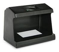 Детектор валют профессиональный wallner dl 1011, уф-лампа, белая, увеличительное стекло, питание от сети 220в
