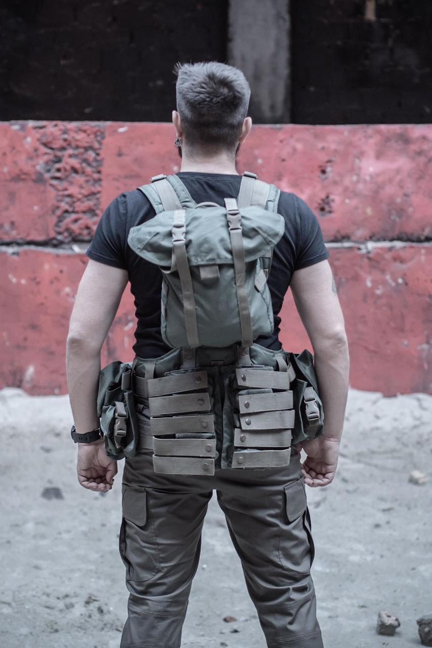 "Разгрузочная поясная система ДРГ ""СМЕРШ"" MAX-SV - 1105"