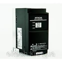 Частотный преобразователь Hitachi NES1-002SBE, 0.2кВт, 220В