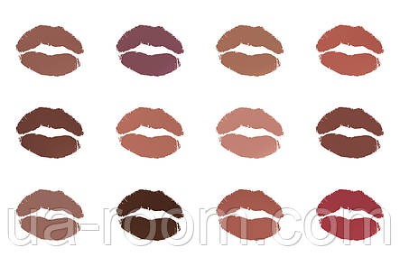 Жидкая матовая помада NYX lip lingerie , фото 2