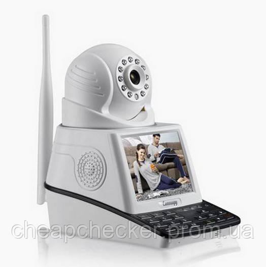 Интернет Видео Телефон Net Camera Ip P2P Видеофон