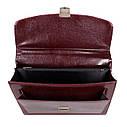 Мужской портфель из искусственной кожи 303152 коричневый, фото 5