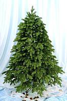 Искусственная Ель Литая 230 см Альпийская Елка Новогодняя 2,3 метра, фото 1