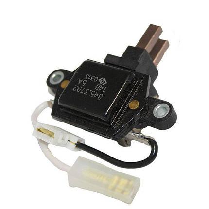 Интегральный регулятор напряжения со щёточным узлом 845.3702 (ВАЗ-2110, 2170), фото 2