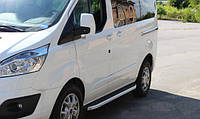 Силовые пороги Ford Tourneo Custom II (вариант Fullmond)