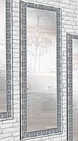Настенное зеркало Зеркало в раме Зеркало на заказ в прихожую, в ванную комнату, цена, 60х174 см , фото 1