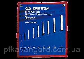 Набор выколоток 2-14мм 9 предметов King Tony 1009PRN