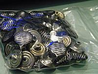 Пуговица джинсовая 20 мм (50 штук)
