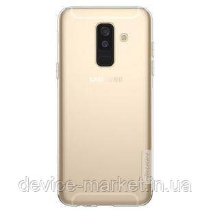 TPU чехол Nillkin Nature Series для Samsung Galaxy A6 Plus (2018) проз