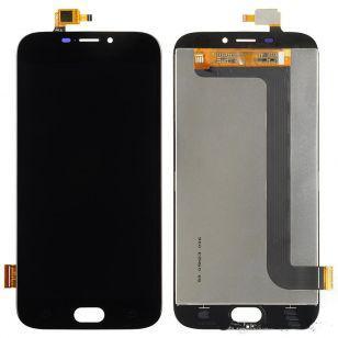 Дисплейный модуль ( LCD + touchscreen ) для Doogee X9 Pro Black