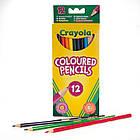 Цветные карандаши Crayola 12 шт (3612). Оригинал, фото 2