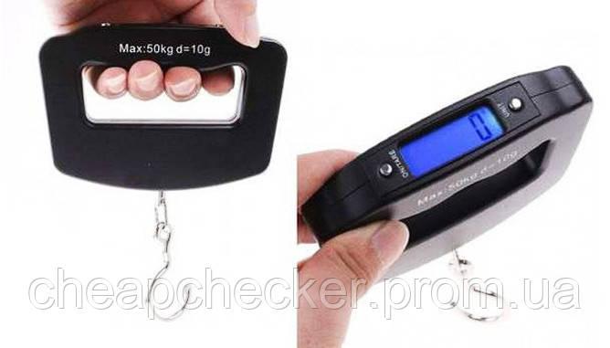 Кантерные Электронные Весы А09 до 50 кг