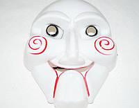 Карнавальная Маска Страшные Лица Новогодняя в Ассортименте, фото 1