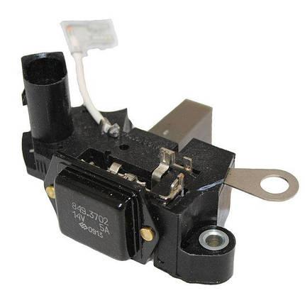 Интегральный регулятор напряжения со щёточным узлом 849.3702, фото 2