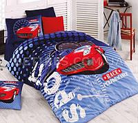 Комплект постельного белья 160x220 Iyi Geceler Istanbul SPORT RACE
