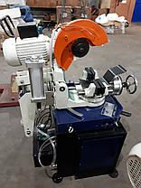 Zenitech KKS 315 P полуавтоматический отрезной дисковый станок по металлу зенитек ккс 315 п, фото 2