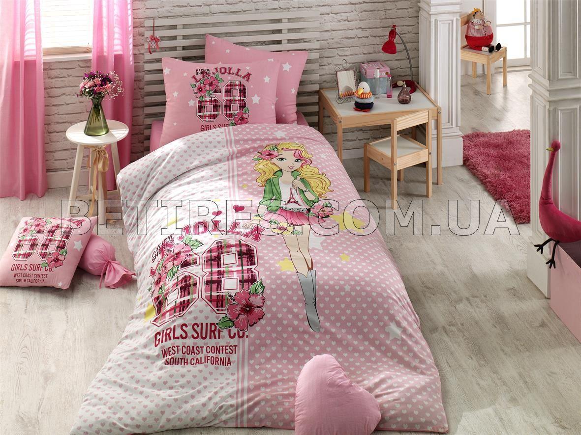 Комплект постельного белья 160x220 Iyi Geceler Istanbul JOLLA