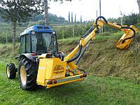 Косарка – кущоріз для трактора FEMAC DOC 202