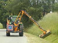 Косарка – кущоріз для трактора FEMAC DOC 400