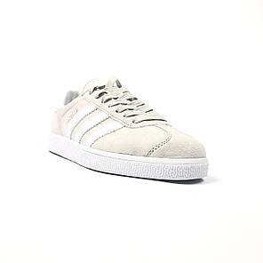 """Кросівки Adidas Gazelle 2 """"Biege"""" (Бежеві), фото 2"""