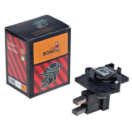Интегральный регулятор напряжения со щёточным узлом ВАЗ-2108 СтартВольт, фото 2