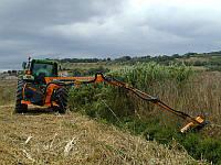 Косарка на трактор FEMAC DOC 600