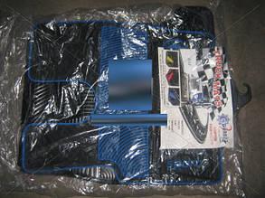 Коврики текстильные DAF XF95, ворсовые (Голубой)  TEMPEST TP 78.13.08