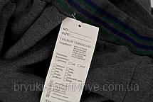 Спортивные штаны мужские трикотажные - широкий пояс, фото 3