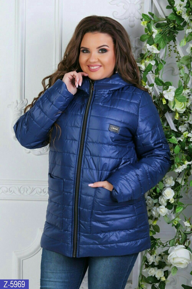 dbd56ac8872 Описание Куртка женская на синтепоне размер 48-50