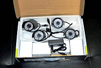 Комплект Видеонаблюдения DVR 3704 AHD, фото 1