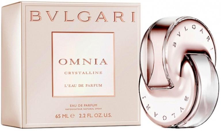 Женская парфюмированная вода Bvlgari Omnia Crystalline l'eau de parfum  копия