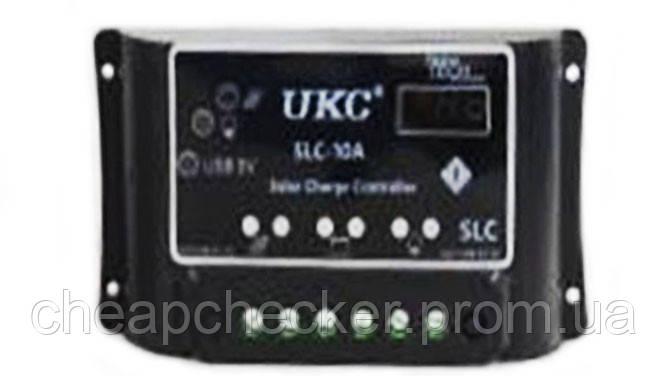 Контроллер для Солнечных Установок Solar 30 A