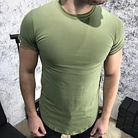 T-Shirt Big Sam Street Navy Green